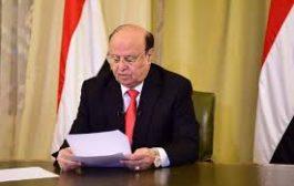 رئيس الجمهورية يوجه خطاب لأبناء الشعب بحلول شهر رمضان المبارك