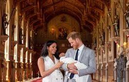 دوق ودوقة ساسكس يعلنان اسم ولي العهد السابع للعرش الملكي البريطاني