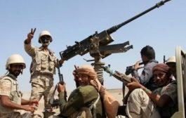 الجيش الوطني يحرر مواقع جديدة في الحشو بصعدة