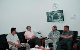 الثوري يوضح موقفه لمكتب المبعوث الدولي في العاصمة عدن