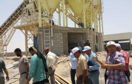 الحيد: يأتي نزولنا في إطار خطة للارتقاء بنشاط المنطقة الحرة عدن