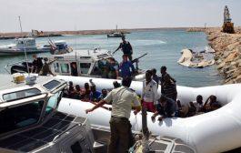 غرق عشرات المهاجرين قبالة ساحل تونس بعد انطلاقهم من ليبيا