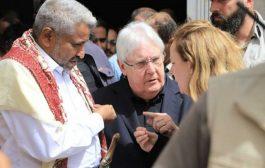صحيفة دولية : مقاطعة المبعوث الأممي لانحيازه الصارخ للحوثيين