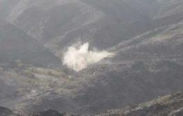 مصرع القيادي الحوثي البارز أبو هيثم وآخرين في جبهة حجر شمالي مدينة الضالع