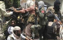 صد هجوم لمليشيا الحوثي بجبهة حوامرة من قبل قوات اللواء الخامسة