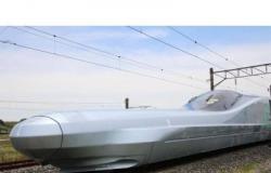قطار «رصاصة» ياباني بسرعة 500 كيلومتر في الساعة وأنف طويل ب22 مترآ