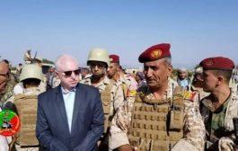 تعز .. قائد اللواء 35مدرع يكشف عن مؤامرة واستهداف بحق افراد اللواء