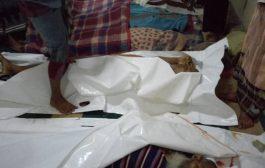 وزير حقوق الإنسان يدين جريمة قتل المصلين في منطقة مثعد.مديرية الازارق