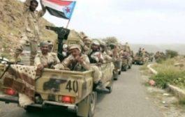 عاجل.. القوات الجنوبية تسيطر على القفلة والدوير وقصبة الدوير شمال غرب شخب