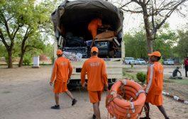 إجلاء 300 ألف شخص من غرب الهند تحسباً للإعصار فايو