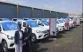 التحالف يطالب بتفسيرات أممية حول تزويد المليشيات بسيارات دفع رباعية