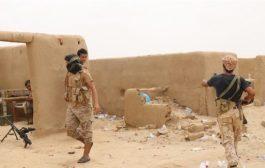تطورات عسكرية متسارعة والجيش يوجه أقوى الضربات للحوثيين ويعلن اليوم هذه الانتصارات الكبيرة