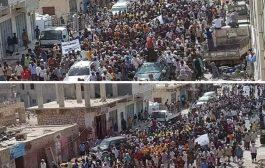 بيان هام صادر عن التظاهرة الكبرى في سقطرى