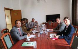 اليمن تسعى للاستفادة من تجارب المجر في المجال الأمني والعسكري