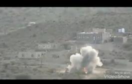شاهد فيديو : القوات المشتركة تصطاد اليات المليشيات بصواريخ كورنيت الحراري شمال الضالع