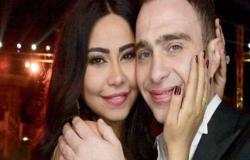 حسام حبيب يبكي على الهواء بسبب شيرين... ! - فيديو