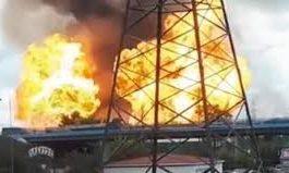 مقتل شخص واصابة 13 في حريق كبير بضواحي موسكو