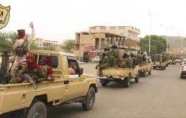 قوات اللواء الرابع مقاومة تعـزز جبهات #الضـالع وتخوض أول معاركها ضد مليشيا #الحـوثي
