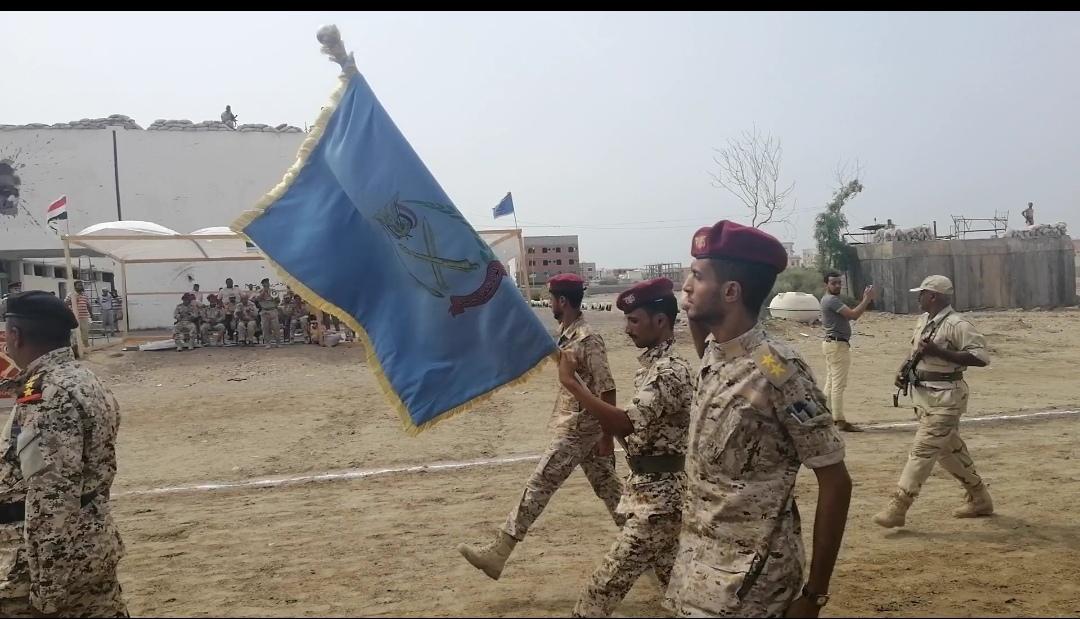 برعاية رئيس الجمهورية لواء الدفاع الساحلي يدشن المرحلة الثانية من العام التدريبي 2019م