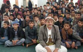 في مفارقة جديدة.. اليونيسيف تجند الأطفال لصالح الحوثيين في اليمن