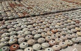 تفجير كمية جديدة من الألغام والعبوات الناسفة الحوثية بالحديدة