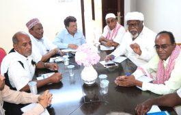 لجنة التصعيد العليا للمطالبة بحقوق حضرموت تجتمع بأعضائها وتؤكد على استكمال تشكيل رؤساء لجان التصعيد