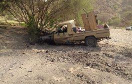 استشهاد جندي في انفجار عبوة ناسفة بطقم حزام أمني
