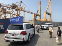 الأمم المتحدة تفتح تحقيقاً بشأن استخدام الحوثيين مركبات لها