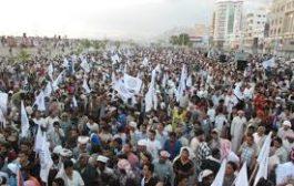 مواطنو حضرموت يطالبون لجنة التصعيد العليا بضرورة تنفيذ بنود بيانها بشكل فوري