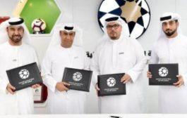 بيع حقوق بث بطولات رابطة المحترفين الإماراتية مقابل 390 مليون درهم