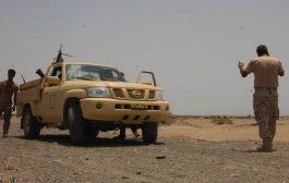 إصابة عدد من أفراد الحزام الأمني بكمين للقاعدة في محفد أبين