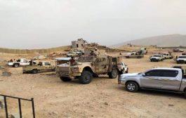 عاجل..قوات التدخل السريع بمحافظة ابين تصل #شبـوة