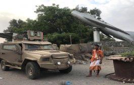 عاجل : قوات #الحـزام_الامني تستعيد معسكر بدر (صور)