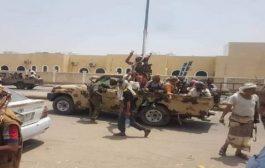 قوات المجلس الانتقالي تؤمن مدينة زنجبارعاصمة محافظة أبين