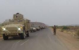 شاهد فيديو: لقوات من العمالقة في الساحل الغربي تعود إلى عدن