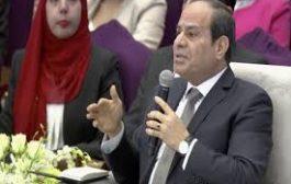السيسي يتهم إدلب بأنها مصدر للإرهاب في العالم!
