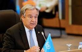 الأمين العام للأمم المتحدة خطة نتنياهو ستدمر السلام بالمنطقة