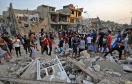 سقوط جرحى بانفجار عبوة ناسفة وسط بغداد