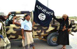 مواطنون : تنظيم القاعدة يسيطر على مديرية الوضيع بابين