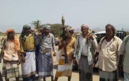 عاجل : المقاومة الجنوبية في المحفد تقطع خط إمداد قوات تحالف حرب 94 الى أبين