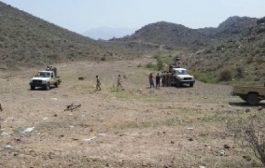 عشرات الحوثيين في قبضة الحزام الامني بالضالع .. كشف مخزن أسلحة