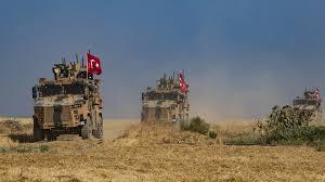 المدفعية التركية تقصف بلدة عين بسوريا معلنة بدأ عملية