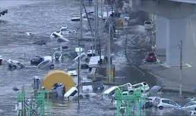 كارثة اليابان تتفاقم.. بسبب الإعصار المدمر
