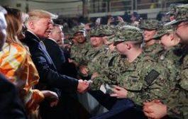 ترامب يثير جدلا بوصفه الجنود الأمريكيين بـ