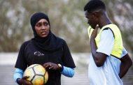 تكفير كرة القدم النسائية في السودان