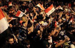 لأول مرة.. التحاق فنانين عراقيين بالمظاهرات في بغداد
