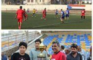 عميد أندية جزيرة العرب نادي التلال الرياضي يشارك في احتفالات أكتوبر بالضالع