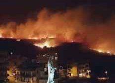 تعرف على السبب الذي جعل غابات سوريا ولبنان تحترق