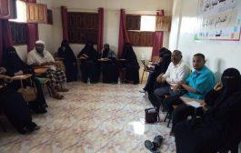 لحج: مؤسسة بصمة للتنمية تنفذ ورشة عمل حول المجتمع المدني..الواقع والتحديات
