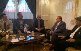 أول تعليق أوروبي على اتفاق الرياض: خطوة هامة في مسار صناعة السلام الشامل